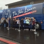 John Lennon bus visits Eugene, spreads message of peace to students