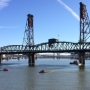 Crews searching for person missing in water near Hawthorne Bridge