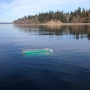 Fishing stunk today: Porta-Potty found floating in Olympia's Budd Inlet