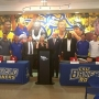 Hall Ambulance donates AEDs for Cal State Bakersfield sports facilities