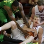 Rosco Allen's 25 leads Stanford past No. 11 Oregon 76-72